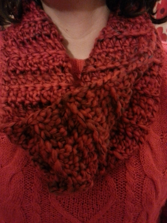 cowl close up