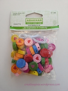 heart beads web