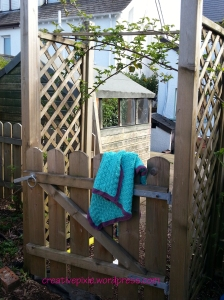 blanket and gate