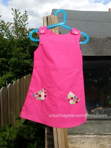 creative pixie dress 1