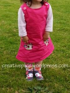 creative pixie dress 3