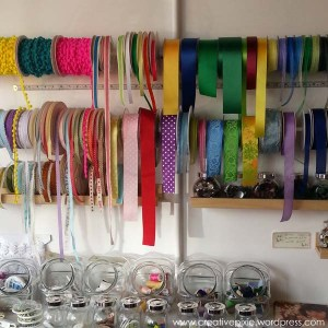 The Textile Studio ribbons