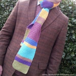 creative pixie hubby scarf