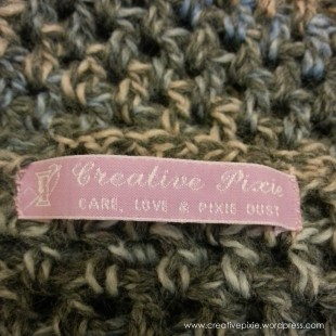 creative pixie infinity scarf