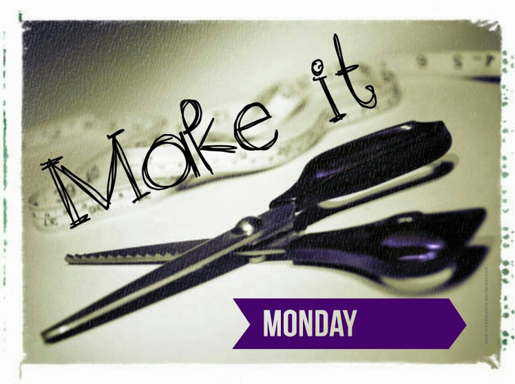creative pixie make it monday sign