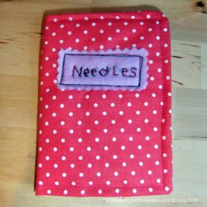 creative pixie needle case