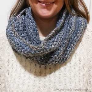 Creative pixie sister scarf