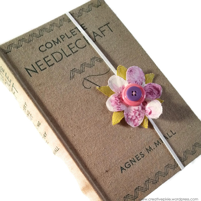creativepixie finished bookmark photo