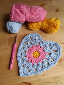 granny heart crochet MIM and materials 1 creative pixie