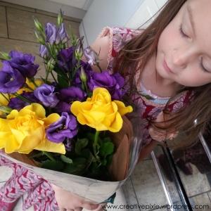 22 MIM bouquet creative pixie