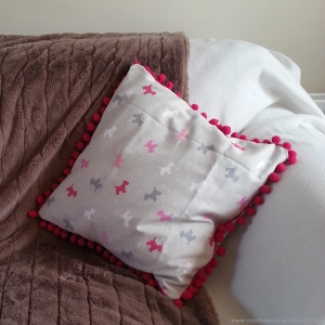creative pixie cushion finished cushion step11