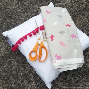 creative pixie cushion materials step1