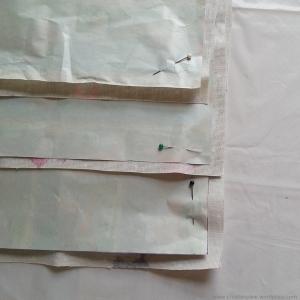 creative pixie cushion templates fabric cut step4