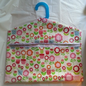 creative pixie peg bag insert hanger step7