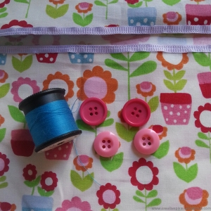 creative pixie peg bag select thread and buttons step8