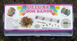 MIM creative pixie loom band box
