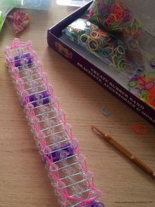 MIM creative pixie loom band loom