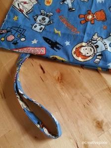 creative pixie MIM bag handle