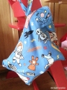 creative pixie MIM finished bag