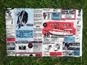 creatve pixie riley blake rocket age ads red