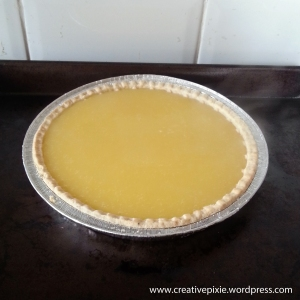 MIM lemon meringue lemon filing cooling