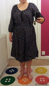 mim creative pixie dress before alteration