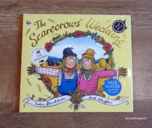 The Scarecrows Wedding front cover