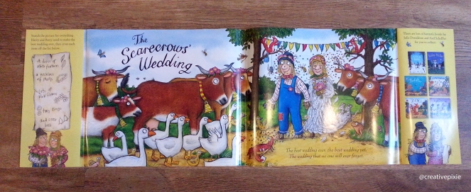 The Scarecrows Wedding poster