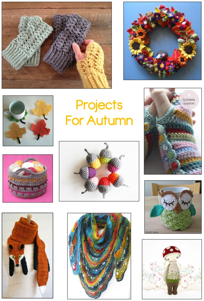 creative pixie autumn yarn inspiration