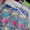 creative pixie heart blanket part1 hearts and pattern