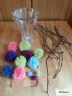 creative pixie pom-pom branches materals
