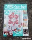 MIM Christmas cross stitcher magazine