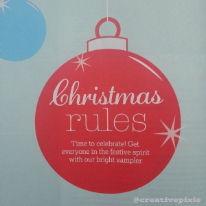 MIM Christmas cross stitcher magazine3