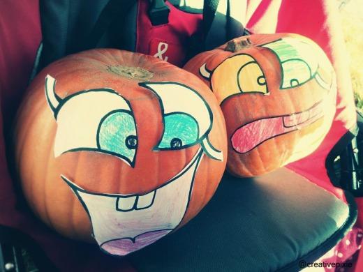 Finished pumpkins web