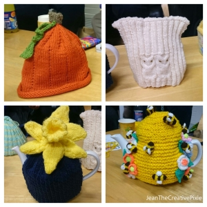Creative Pixie knitting group 1