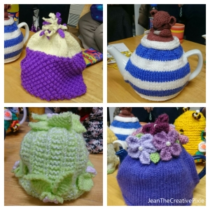 Creative Pixie knitting group 2