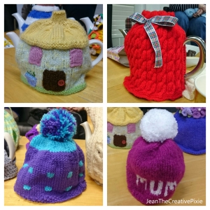 Creative Pixie knitting group 3