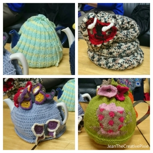 Creative Pixie knitting group 4