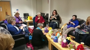 Knitting group 1