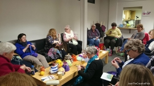 Knitting group 2