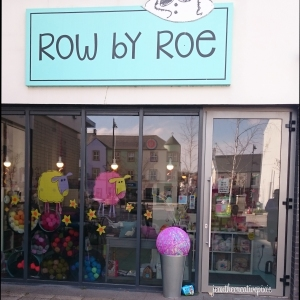 Row by Roe shop front