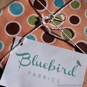 Bluebird fabrics prize mod tod fat quarter