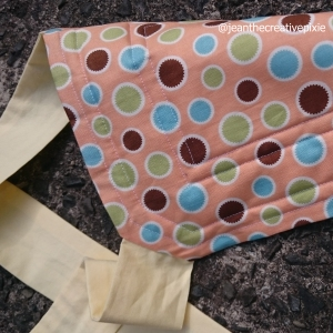 creative pixie doll carrier back